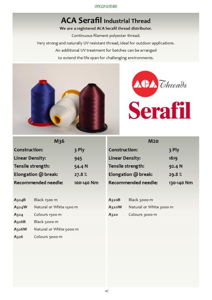ACA Serafil Industrial Thred 724x1024 - ACA Serafil