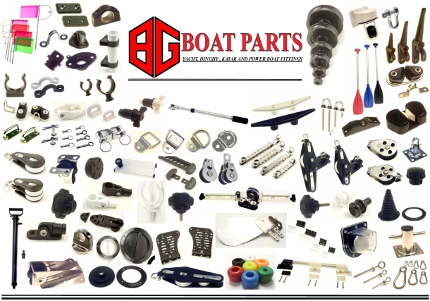 BG Boat Parts front page s - Our BG Boat Parts Stock Catalogue