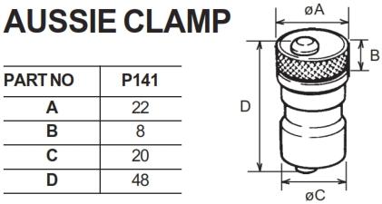 aussie clamp - Aussie Clamp
