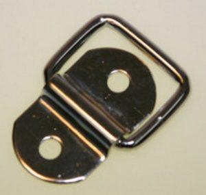bg45f collapsable webbing saddle 300x285 - BG45(F) : S/S COLLAPSABLE SADDLE (Square) 4mm DIA