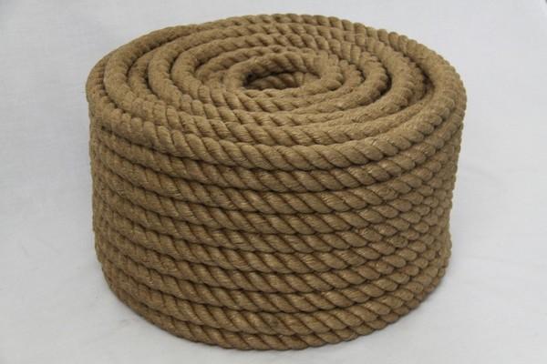 eco rope 1 - Eco Natural Fibre Rope 25/50 Kg coils