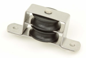 awpar010a double side mount awning pulley 300x201 - AWPAR10(A) : DOUBLE SIDE MOUNT PULLEY (2 MOUNTING HOLES)