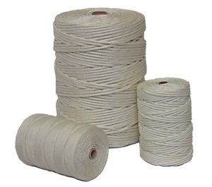 round polyester braid 300x265 - MR-RPES-WHT-1KG : Polyester Round Braid WHITE 1Kg spools