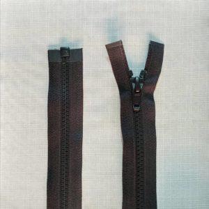 zip open end chunky type 5 ykk black 300x300 - 24630-580-75 : Zip Type 5 Chunky O/E 75cm Black